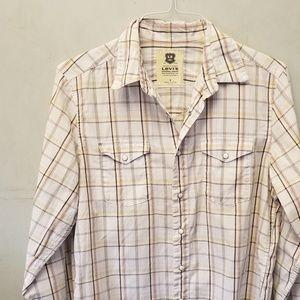 MENS Levi's button down shirt